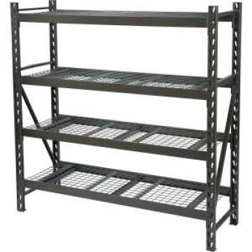 Derusting Heavy Duty Bulk Storage Racks for Garment
