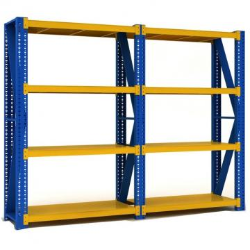 Modern Large Storage Metal Display Shelf