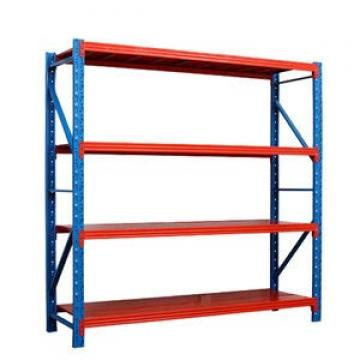 China Supply Commercial Metal Storage Steel Warehouse Shelf