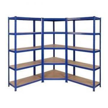Black Living Room Storage Rack 5 Tier Adjustable Wire Shelving