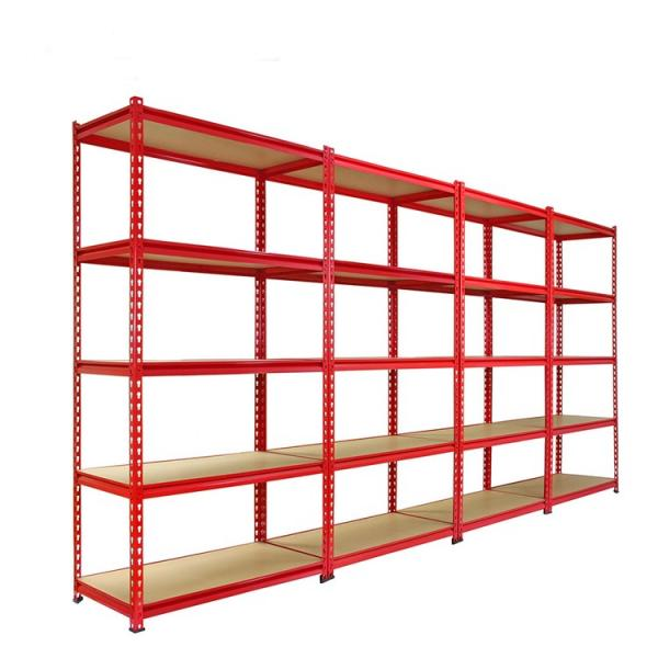 Hot Sale Amazon 3 Tiers Supreme Light Duty Steel Wire Storage Shelving Unit with Stable Leveling Feet #3 image