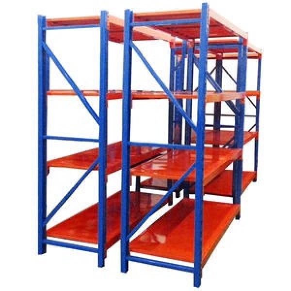 Adjustable Steel Metal Pallet Racking/Storage Rack/ Warehouse with High Quality and Service #2 image