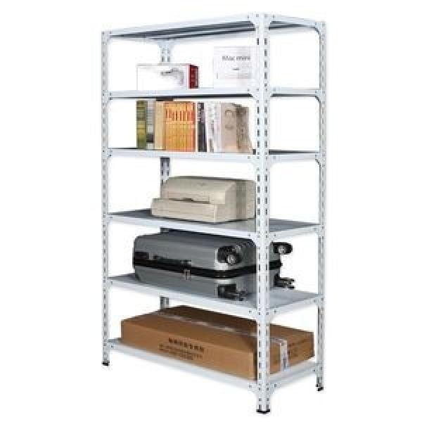 Good Capacity Bulk Storage Racks for Warehouse Medium Duty Rack Industrial Shelves Racking System #1 image