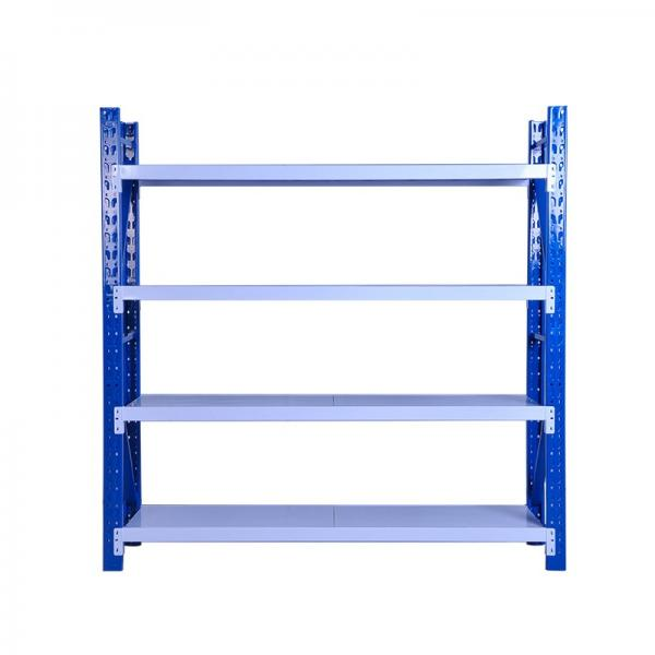High Quality Warehouse Steel Structure Works Building Rack, Steel Structural Rack #1 image