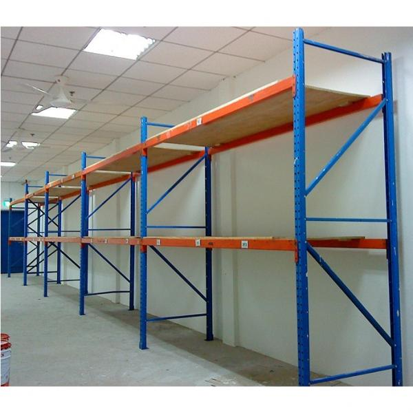 High Quality Warehouse Steel Structure Works Building Rack, Steel Structural Rack #3 image